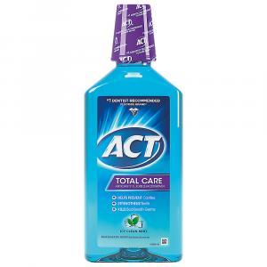 Act Total Clean Mint Mouthwash