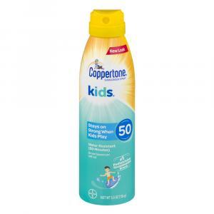 Coppertone Kids Continuous SPF50 Sunscreen Spray