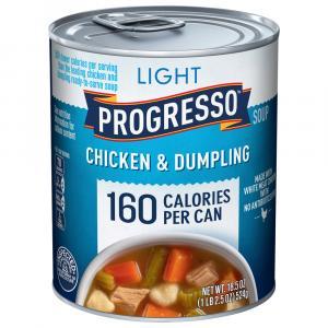 Progresso Light Chicken & Dumplings Soup