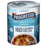 Progresso Light Santa Fe Style Soup