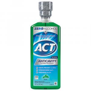 Act Mint Anti-Cavity Dental Rinse