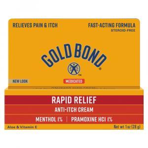 Gold Bond Rapid Relief Anti-itch Cream