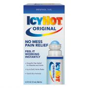 Icy Hot No Mess Applicator Roll-On Pain Relief Gel