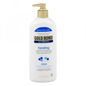 Gold Bond Ultimate Healing Aloe Skin Therapy Lotion
