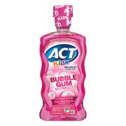 Act Bubble Gum Blowout Anti-Cavity Mouth Rinse