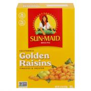 Sun-Maid Golden Raisins