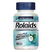 Rolaids Extra Strength Mint Chewable Tablets