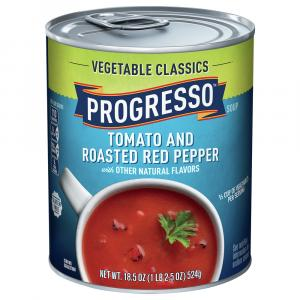 Progresso Veggie Classics Tomato & Roasted Red Pepper Soup