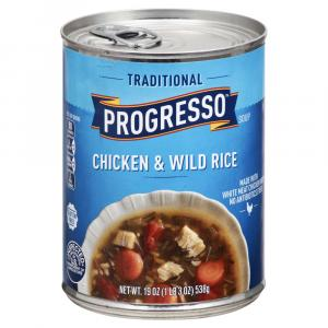 Progresso Chicken Wild Rice Soup