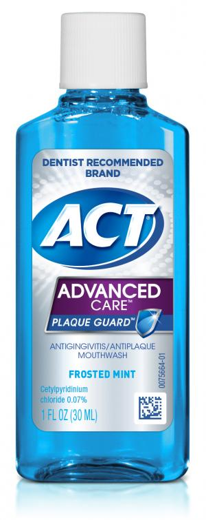 Act Advanced Care Frosted Mint Mouthwash