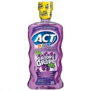 ACT Kids Groovy Grape Anticavity Fluoride Rinse