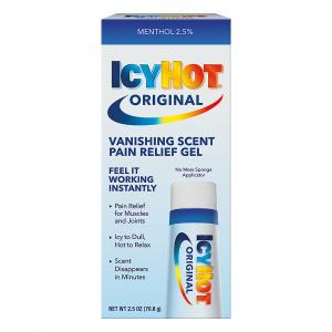 Icy Hot Original Vanishing Scent Gel