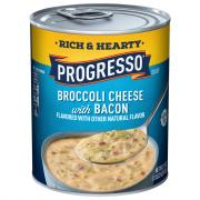Progresso Rich & Hearty Broccoli Cheese with Bacon