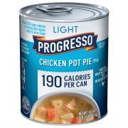 Progresso Light Chicken Pot Pie Soup