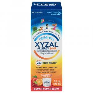 Xyzal Children's Oral Solution