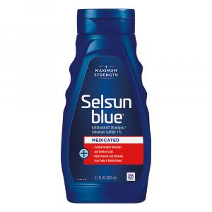 Selsun Blue Medicated Shampoo