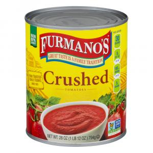 Furmano's Crushed Tomatoes