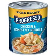 Progresso Rich & Hearty Chicken Homestyle Noodle Soup