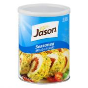 Jason Flavored Bread Crumbs