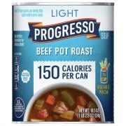 Progresso Light Beef Pot Roast Soup