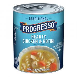 Progresso Rich & Hearty Chicken & Pasta Soup