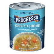 Progresso Homestyle Chicken Soup