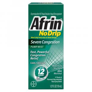 Afrin No-Drip Severe Congestion