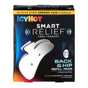 Icy Hot Smart Relief Tens Therapy Back Refill Pads