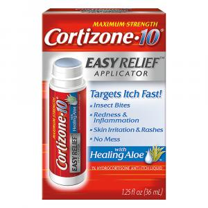 Cortizone-10 Easy Relief Applicator W/aloe