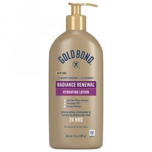 Gold Bond Ultimate Radiance Renewal Cream Oil