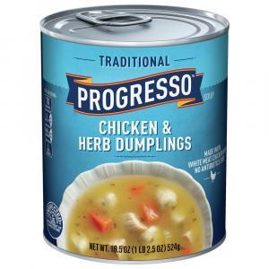 Progresso Chicken & Herb Dumpling Soup