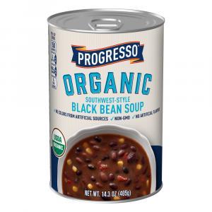 Progresso Organic Southwest Black Bean Soup