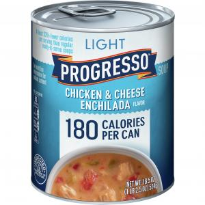 Progresso Light Chicken & Cheese Enchilada Soup