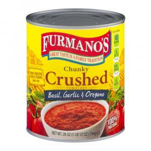 Furmano's Chunky Crushed Tomatoes