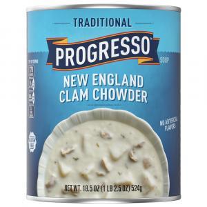 Progresso Clam Chowder