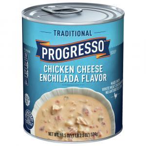 Progresso Traditional Chicken & Cheese Enchilada Soup