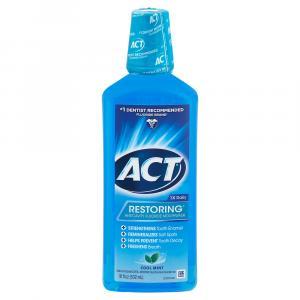 Act Cool Mint Restoring Mouthwash