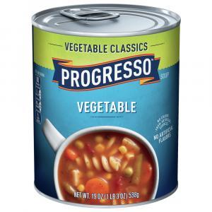 Progresso Classic Vegetable Soup