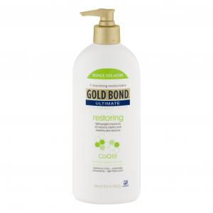 Gold Bond Restoring Lotion