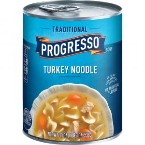 Progresso Turkey Noodle Soup