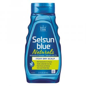 Selsun Blue Naturals Itchy, Dry Scalp Shampoo