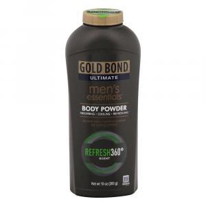 Gold Bond Ultimate Men's Essentials Body Powder