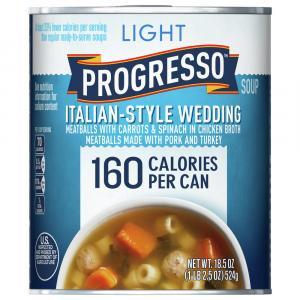 Progresso Light Italian Style Wedding Soup