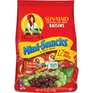 Sun-maid Mini Raisins