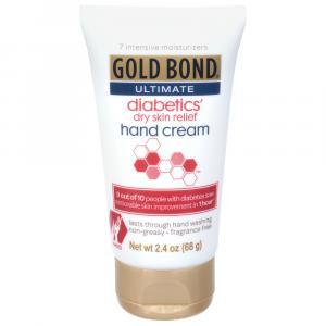 Gold Bond Diabetics' Hand Cream