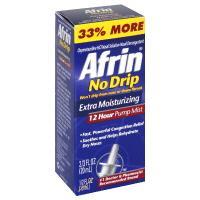 Afrin No-Drip Extra Moisturizing