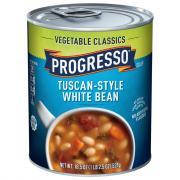 Progresso Veggie Classics Tuscan-Style White Bean Soup