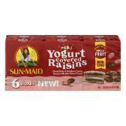 Sun-Maid PB & J Yogurt Covered Raisins