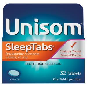 Unisom Sleep Tabs