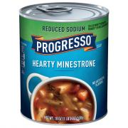 Progresso Reduced Sodium Minestrone Soup